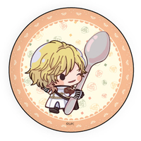 Badge - Senjuushi : the thousand noble musketeers / Charleville (Senjuushi)