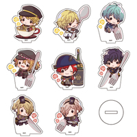 (Full Set) Acrylic stand - Senjuushi : the thousand noble musketeers