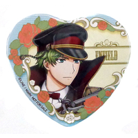 Heart Badge - Senjuushi : the thousand noble musketeers
