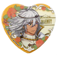 Heart Badge - Senjuushi : the thousand noble musketeers / Mahmut (Senjuushi)