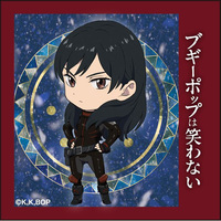 Square Badge - Boogiepop series