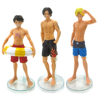 (Full Set) Trading Figure - ONE PIECE / Sabo & Luffy & Ace
