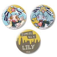 Badge - Zombie Land Saga / Hoshikawa Lily