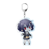 Big Key Chain - Zombie Land Saga / Mizuno Ai