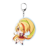 Big Key Chain - Zombie Land Saga / Nikaidou Saki