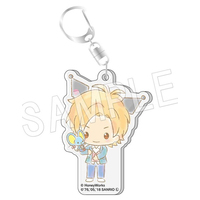 Trading Acrylic Key Chain - My Melody