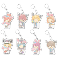 (Full Set) Trading Acrylic Key Chain - My Melody