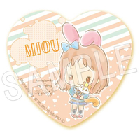 Heart Badge - My Melody