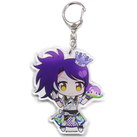 Acrylic Key Chain - PriPara / Toudou Shion