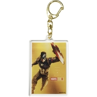 Acrylic Key Chain - Captain America
