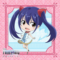 Hand Towel - Fairy Tail / Wendy Marvell