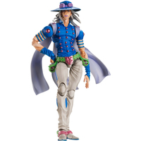 Super Action Statue - Jojo Part 7: Steel Ball Run / Johnny & Gyro