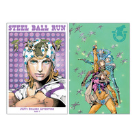 Postcard - Steel Ball Run