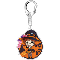 Acrylic Key Chain - IM@S: MILLION LIVE! / Ritsuko Akizuki