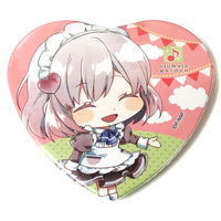Heart Badge - Norn9 / Koharu