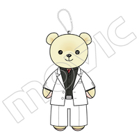Clothes for Kumamate (No Plush) - Plush Clothes - BANANA FISH / Blanca