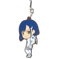 Rubber Strap - Kyun-Chara Illustrations - DARLING in the FRANXX / Ichigo (Code:015)