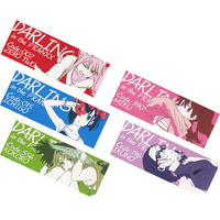 (Full Set) Towels - DARLING in the FRANXX