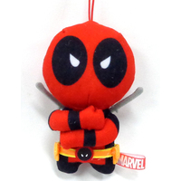 Key Chain - Spiderman / Deadpool