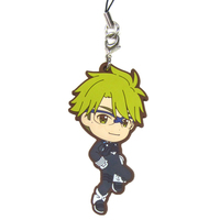 Rubber Strap - Kyun-Chara Illustrations - DARLING in the FRANXX / Goro (Code:056)