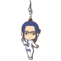 Rubber Strap - Kyun-Chara Illustrations - DARLING in the FRANXX / Ikuno (Code:196)