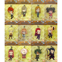 (Full Set) Kyun-Chara Illustrations - Tales of the Abyss