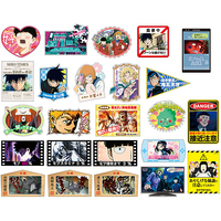 (Full Set) Trading Stickers - Mob Psycho 100
