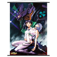 Tapestry - Evangelion / Rei & Shinji & Unit-01
