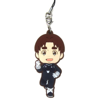 Rubber Strap - Kyun-Chara Illustrations - DARLING in the FRANXX / Futoshi (Code:214)