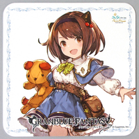 Coaster - GRANBLUE FANTASY / Yaia