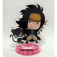 Acrylic stand - Fairy Tail / Gajeel Redfox