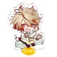 Acrylic stand - PRINCESS CAFE Limited - Sengoku Night Blood / Toyotomi Hideyoshi