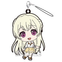 Rubber Strap - BanG Dream! / Shirasagi Chisato
