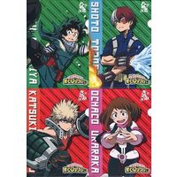 (Full Set) Plastic Folder - My Hero Academia