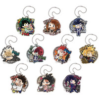 Acrylic Key Chain - My Hero Academia