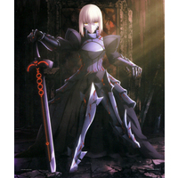 Visual Cloth - Fate/stay night / Saber Alter