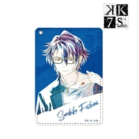 Commuter pass case - Ani-Art - K / Fushimi Saruhiko