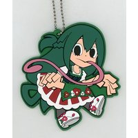 Trading Rubber Key Chain - My Hero Academia / Asui Tsuyu