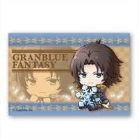 Square Badge - Gyugyutto - GRANBLUE FANTASY / Lancelot