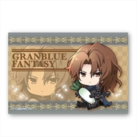 Square Badge - Gyugyutto - GRANBLUE FANTASY / Siegfried