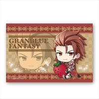 Square Badge - Gyugyutto - GRANBLUE FANTASY / Percival