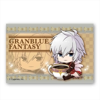 Square Badge - Gyugyutto - GRANBLUE FANTASY / Lucifel
