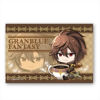 Square Badge - Gyugyutto - GRANBLUE FANTASY / Sandalphon