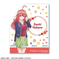 Smartphone Stand - Acrylic stand - Gotoubun no Hanayome (The Quintessential Quintuplets) / Nakano Itsuki