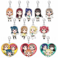 (Full Set) Fastener Accessory - Love Live! Sunshine!!