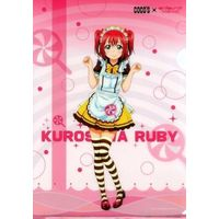 Plastic Folder - Love Live! Sunshine!! / Kurosawa Ruby