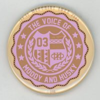 Trading Badge - VOCALOID / Megurine Luka