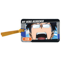 Bookmarker - My Hero Academia / Iida Tenya