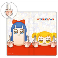 Smartphone Wallet Case for All Models - Poputepipikku (Pop Team Epic) / Pipimi & Popuko