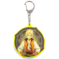 Acrylic Key Chain - Tales of the Abyss / Guy Cecil